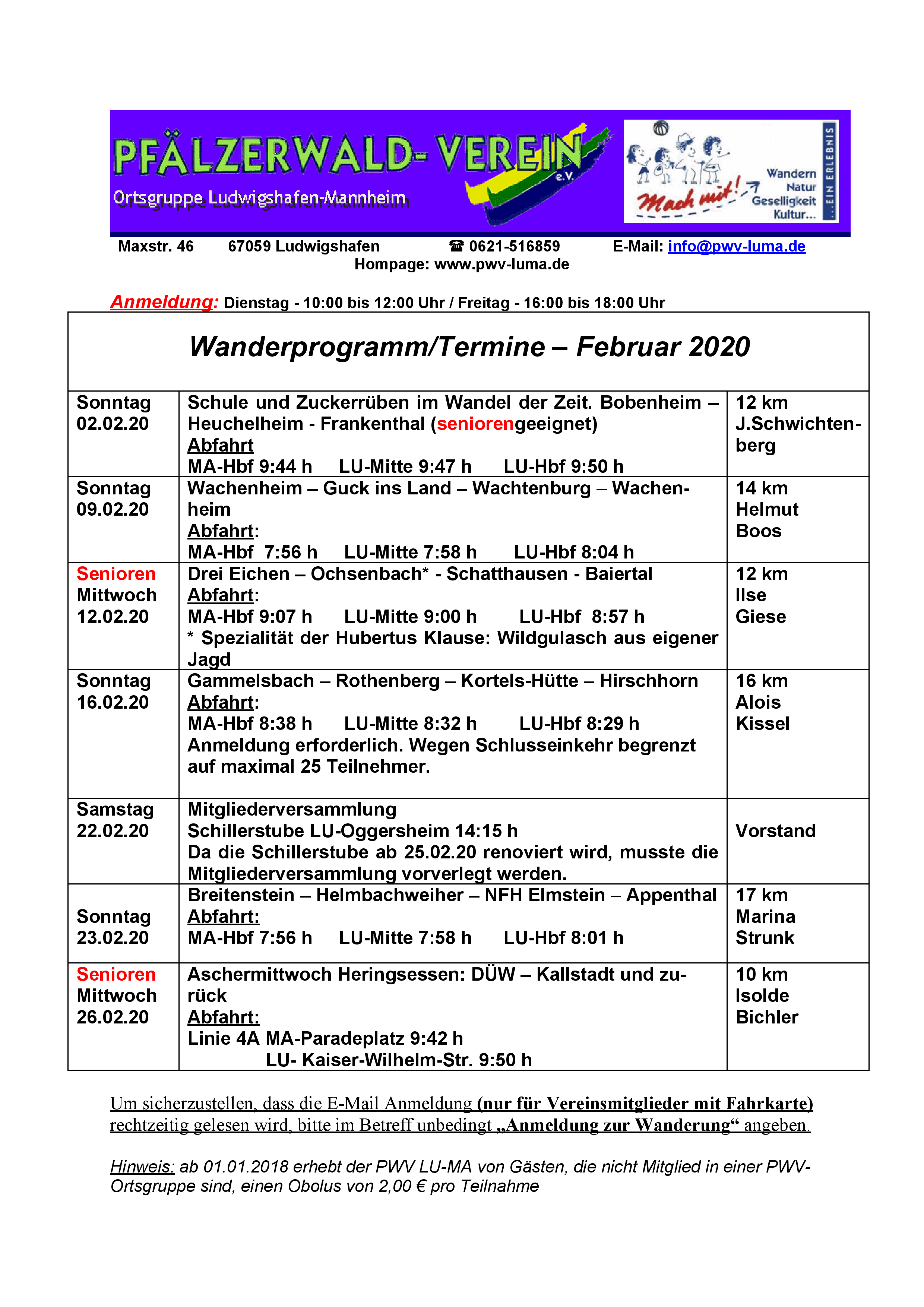 Wanderinformation Februar 2020 (1)