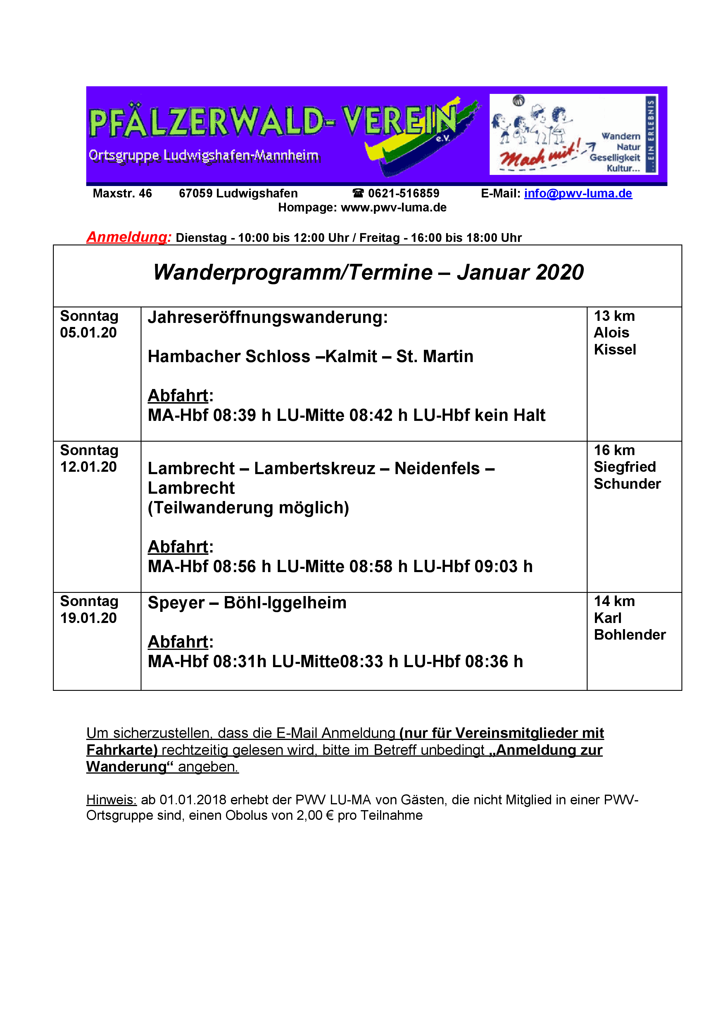 Wanderinformation Januar 2020 (1)